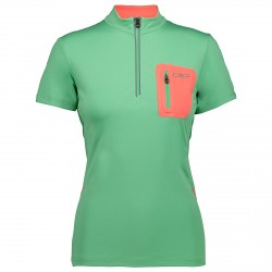 T-shirt ciclismo Cmp Free Donna