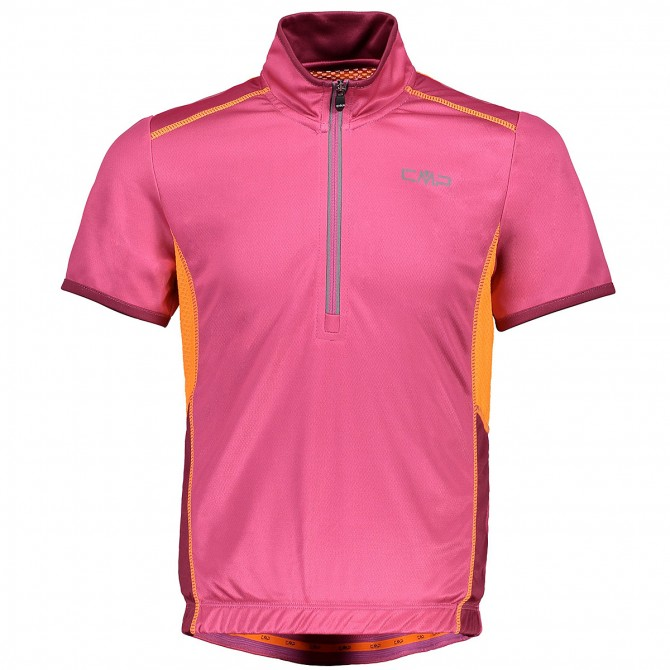 T-shirt ciclismo Cmp Free Junior