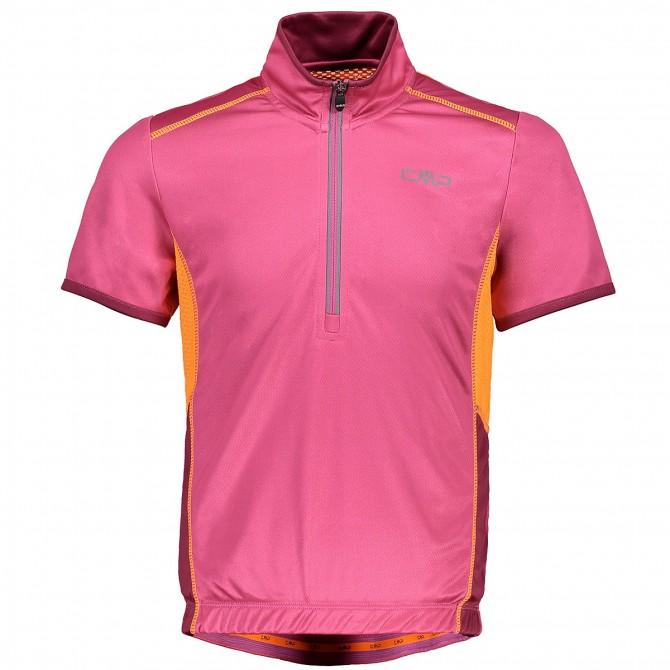 T-shirt cyclisme Cmp Free Junior
