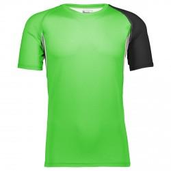 T-shirt trail running Cmp Homme vert