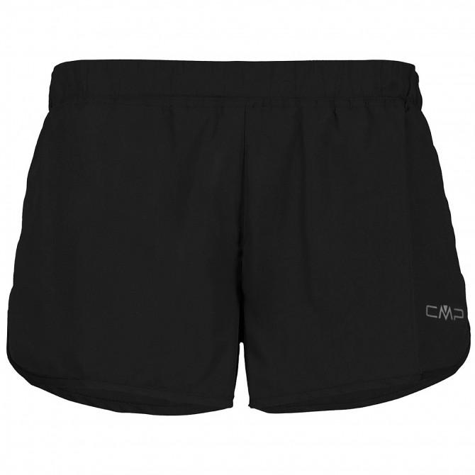 Shorts running Cmp Mujer negro