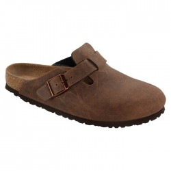 Sabot Birkenstock Boston M marrone