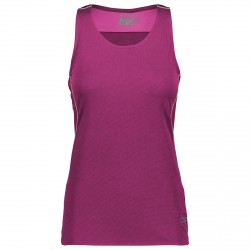 Trail running tank Cmp Woman purple