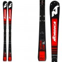 Sci Nordica Dobermann SL Race Plate + attacchi Race Xcell 12