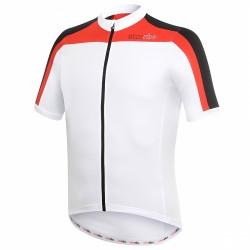 Maglia ciclismo Zero Rh+ Space Uomo bianco