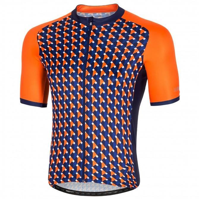 Bike t-shirt Zero Rh+ Passion Man orange