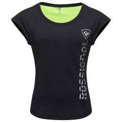 T-shirt running Rossignol Lifetech Mujer