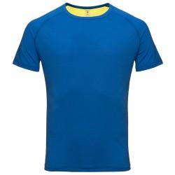 T-shirt Rossignol Poursuite Hombre