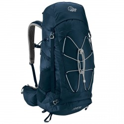Trekking backpack Lowe Alpine AirZone Camino Trek 40 light blue