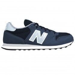 Sneakers New Balance 500 Donna blu