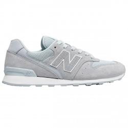 Sneakers New Balance 996 Donna grigio-verde acqua
