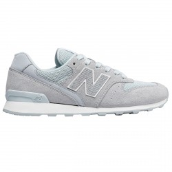 Sneakers New Balance 996 Mujer gris-verde agua