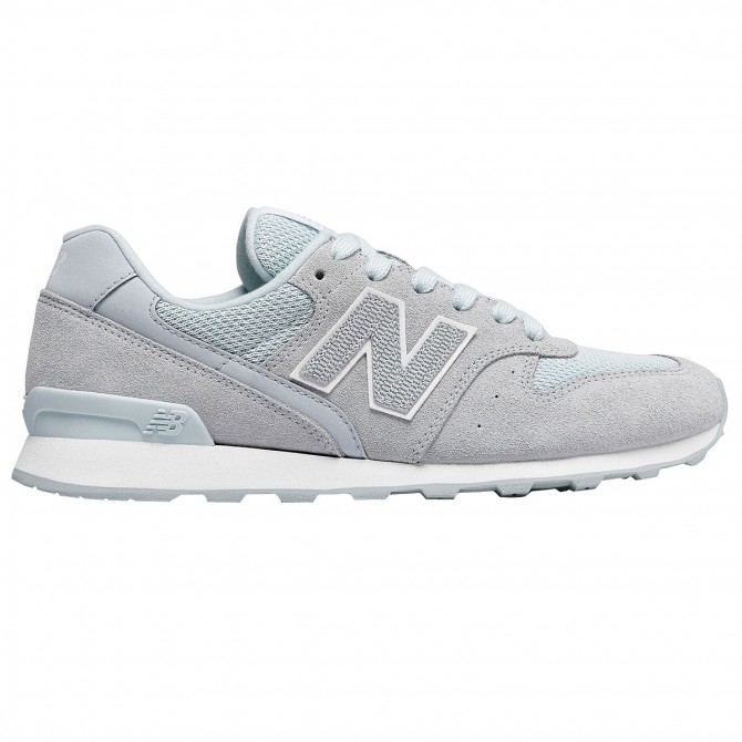 new balance mujer gris y verde