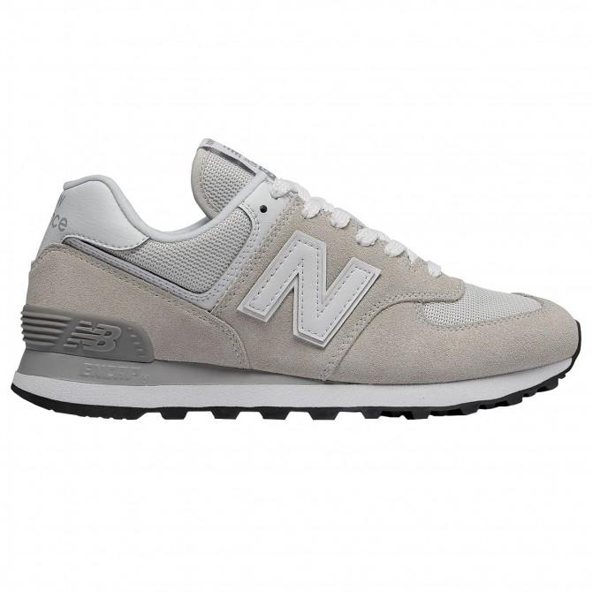new balance 574 grigio chiaro