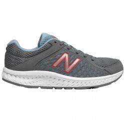 Chaussures running New Balance 420 Femme gris