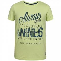 T-shirt trekking Icepeak Marcel Aloe Uomo