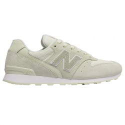 Sneakers New Balance 996 Woman beige-yellow