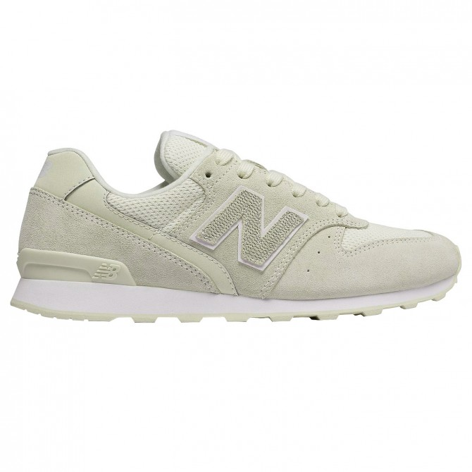 nuevo concepto 50237 28d2f Sneakers New Balance 996 Mujer neige-amarillo