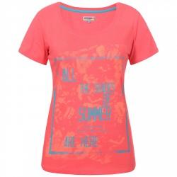 T-shirt trekking Icepeak Mona Mujer