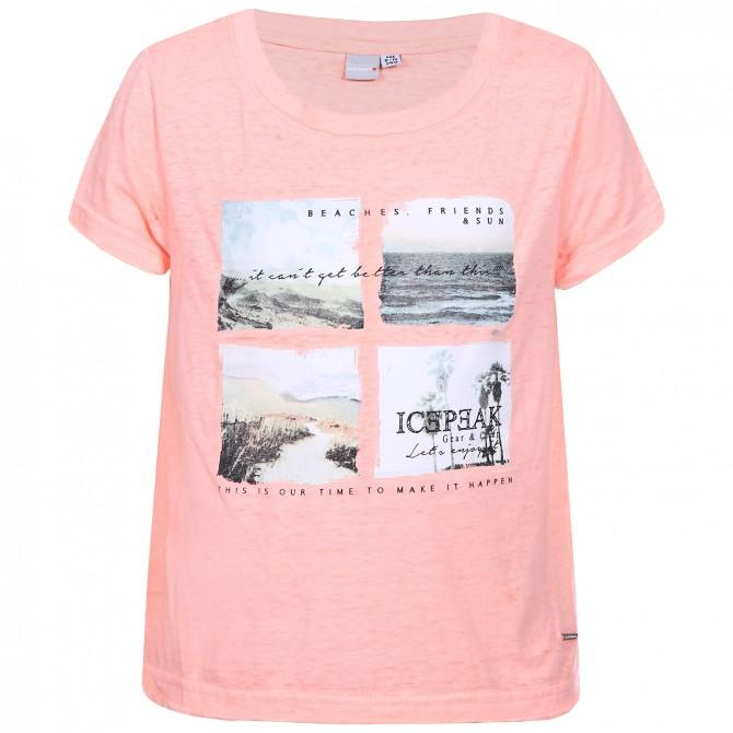 T-shirt trekking Icepeak Maj Girl