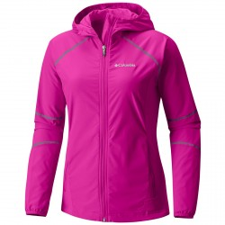 Softshell trekking Columbia Sweet As Donna bianco