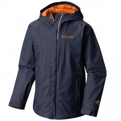 Trekking jacket Columbia Watertight Junior