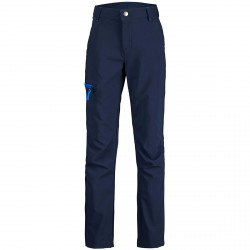 Pantalon trekking Columbia Tripe Canyon Junior bleu