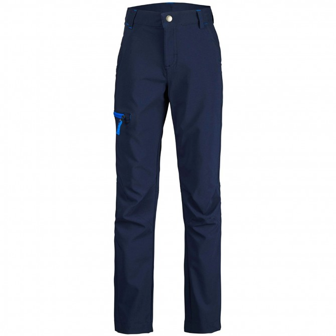 Pantalone trekking Columbia Tripe Canyon Junior blu