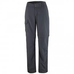 Pantalone trekking Columbia Silver Ridge Donna grigio