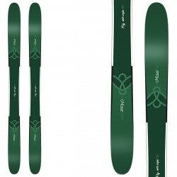 Touring ski Movement Fly 115