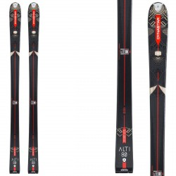 Mountaineering ski Dynastar Alti 80