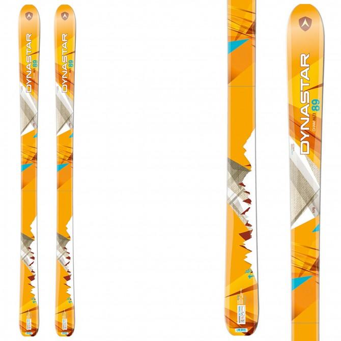 Esquí montañismo Dynastar Cham Alti 89