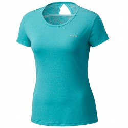 T-shirt trekking Columbia Peak to Point Mujer