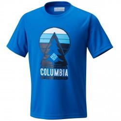 T-shirt trekking Columbia Always Outside Junior