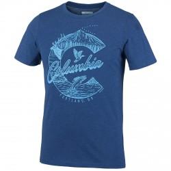 T-shirt trekking Columbia CSC Elements Uomo