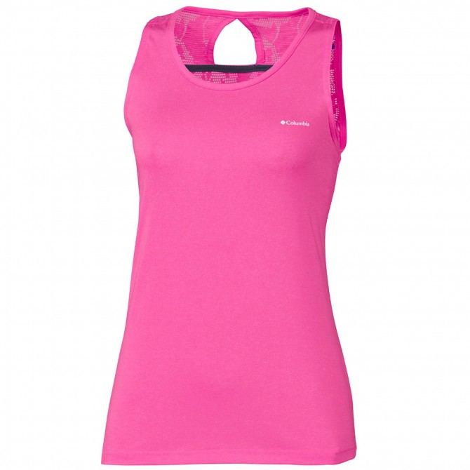Camiseta trekking Columbia Peak to Point Mujer