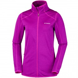 Trekking fleece Columbia Sapphire Trail Woman