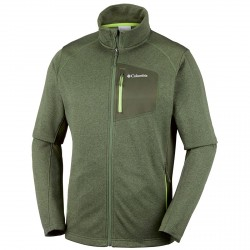 Trekking sweatshirt Columbia Jackson Creek II Man