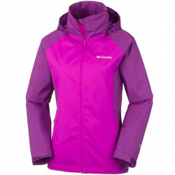 Rain jacket Columbia Tapanga Trail Woman