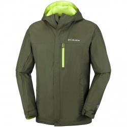 Rain jacket Columbia Pouring Adventure II Man