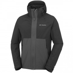 Rain jacket Columbia Evolution Valley Man