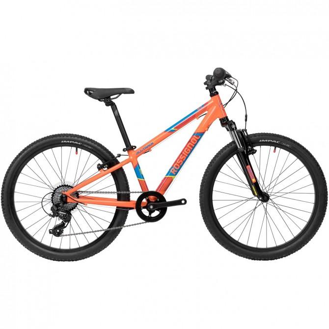 MTB Rossignol All Track 24 M arancione Mountain bike