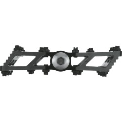 Pedali Scott Pedals Fr Flat nero