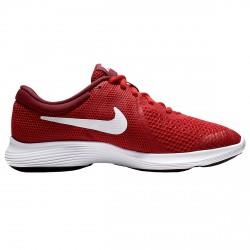 Chaussures running Nike Revolution 4 Garçon rouge