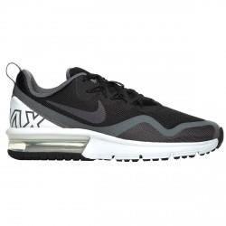Chaussures running Nike Air Max Fury Garçon gris