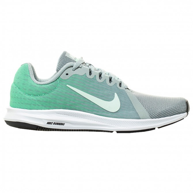 Sneakers Nike Downshifter 8 Donna verde-argento