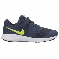 Sneakers Nike Star Runner blu-lime