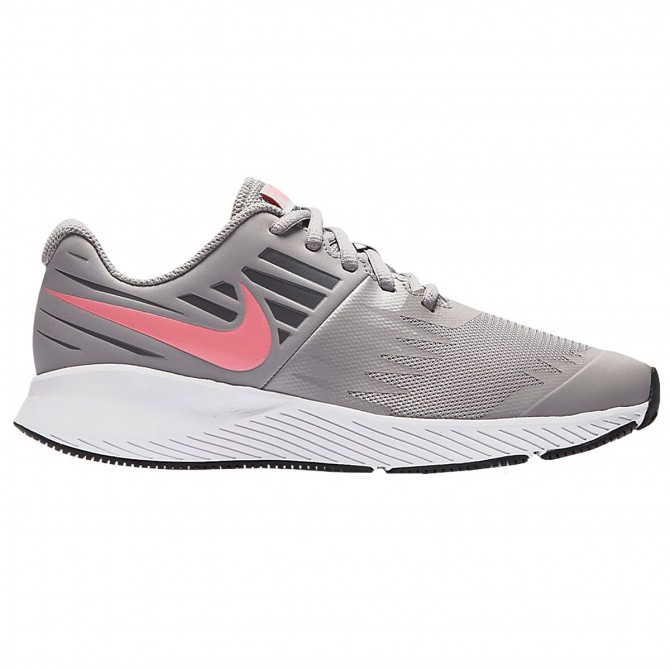 low priced 775f9 2456e Chaussures running Nike Star Runner Femme gris