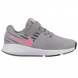 Chaussures running Nike Star Runner Fille gris