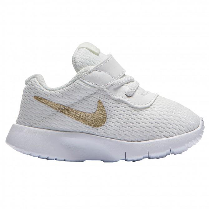 quality design 58ef0 bea05 Sneakers Nike Tanjun Baby blanc